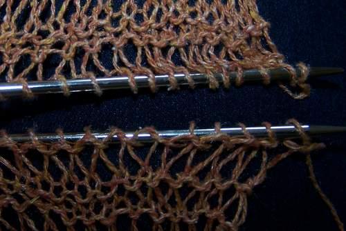 Knitting Kitchener Stitch Garter : Knitting wendelkate procrastinates